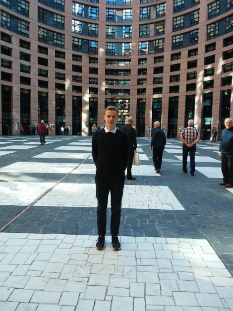 Vytautas Oniūnas Europos Parlamente